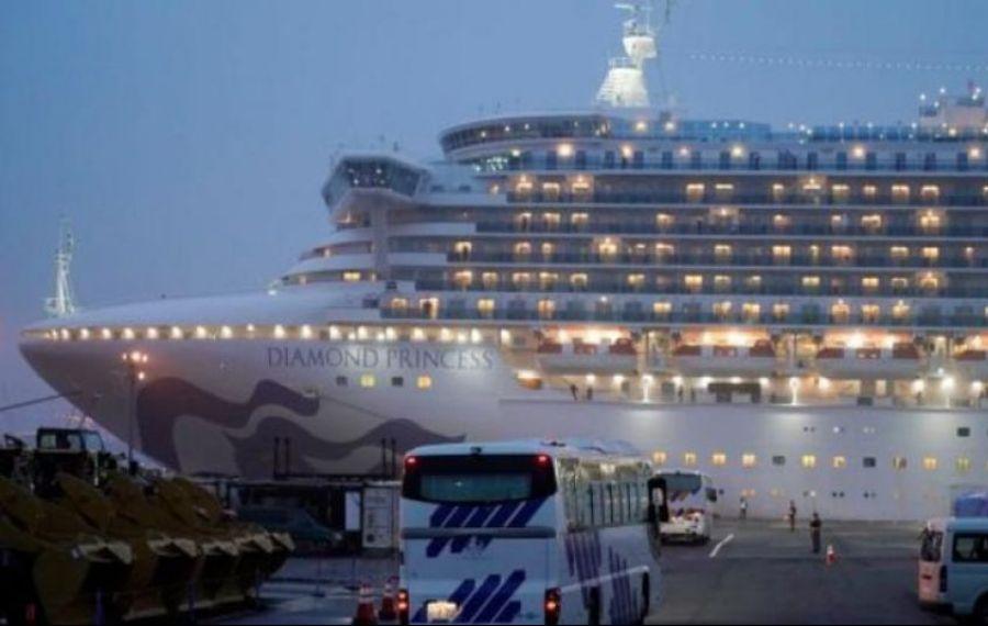 Raed Arafat: Câțiva români evacuați de pe nava de croazieră Diamond Princess ajung vineri noapte în țară