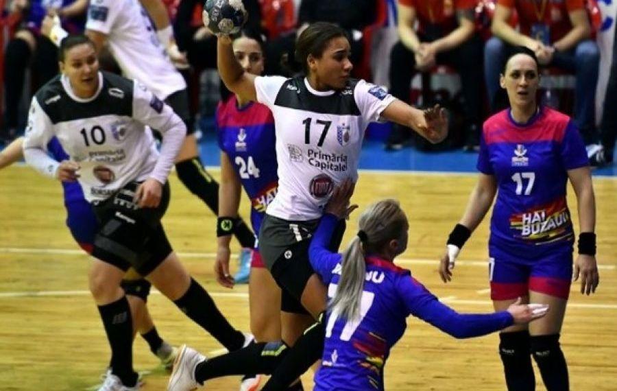 Liga Campionilor: CSM București a învins echipa maghiară FTC Budapesta