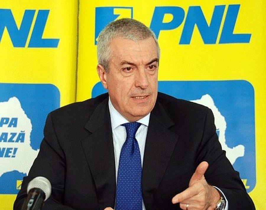 EXCLUSIV. Călin Popescu Tăriceanu, noul premier al României