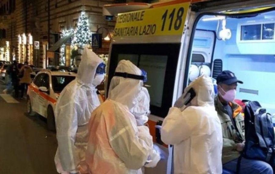 Coronavirusul provoacă TEROARE în Italia: 250 de decese în ultimele 24 de ore