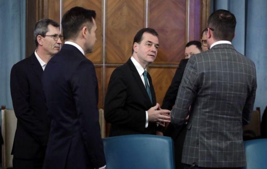 REZULTATELE testelor pentru miniștrii guvernului Orban sunt NEGATIVE