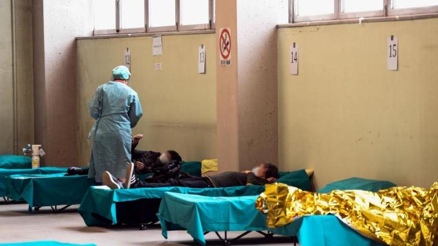 Italia și Spania au raportat vineri cele mai mari bilanțuri zilnice ale deceselor provocate de epidemie