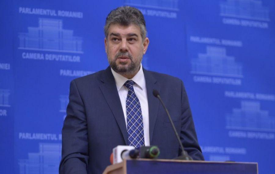 Ciolacu: Vom depune în Parlament o lege de amânare a ratelor, fără dobândă la dobândă