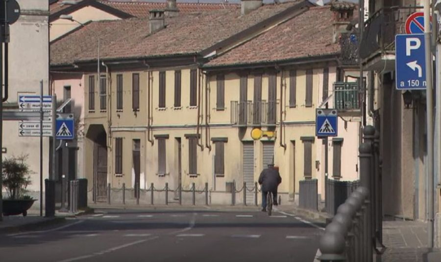 E în mijlocul focarului: MISTERUL localității din Italia care nu s-a infectat deloc