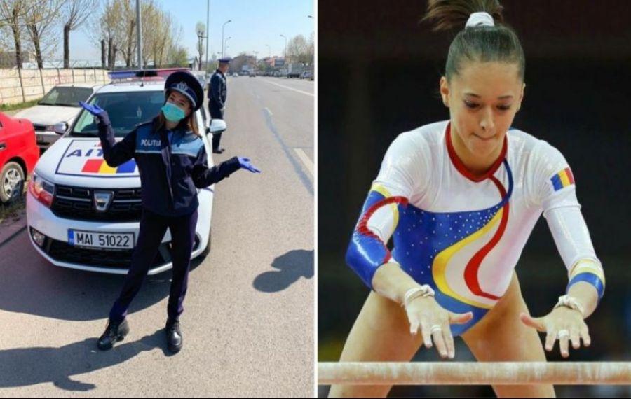 De ce A RENUNȚAT gimnasta Larisa Iordache la patrulare după doar câteva zile