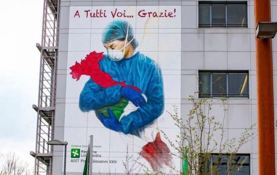 CORONAVIRUS în Italia: Au fost declarați VINDECAȚI peste 2.000 de oameni într-o zi