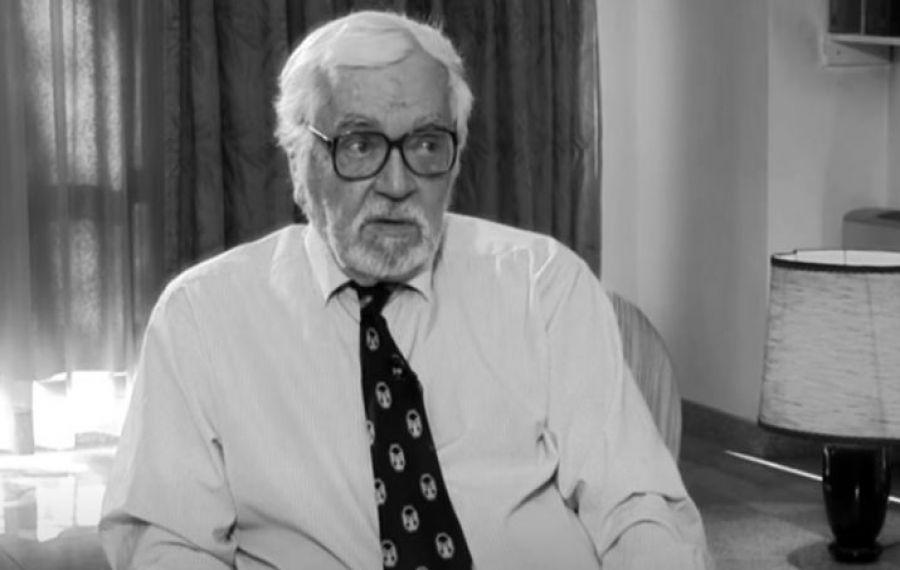 A MURIT, la 86 de ani, prințul Mihai Dimitrie STURDZA, istoric și diplomat de renume