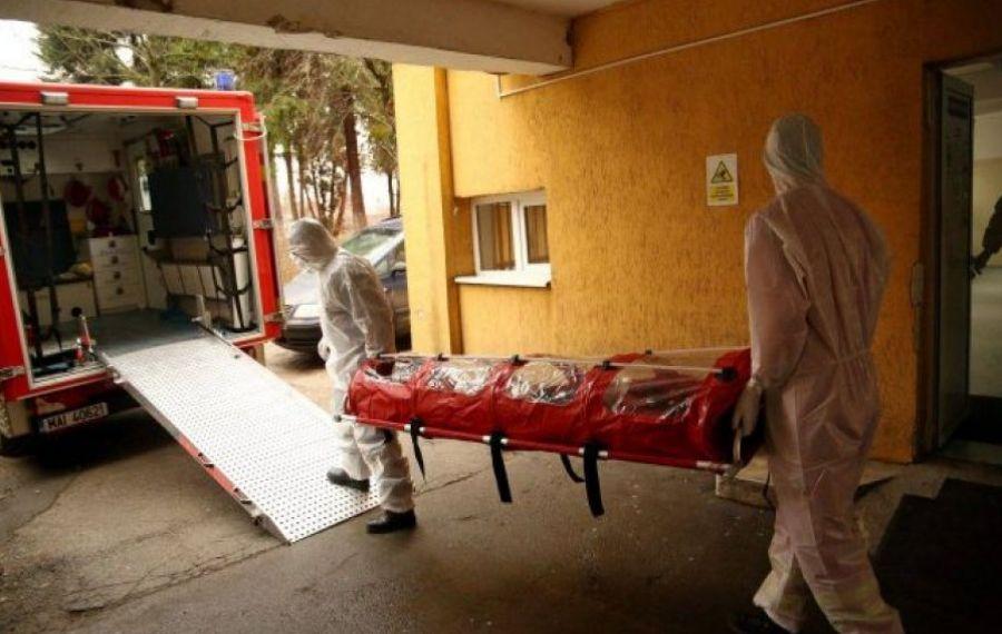 BILANȚ coronavirus: România a ajuns la 619 decese