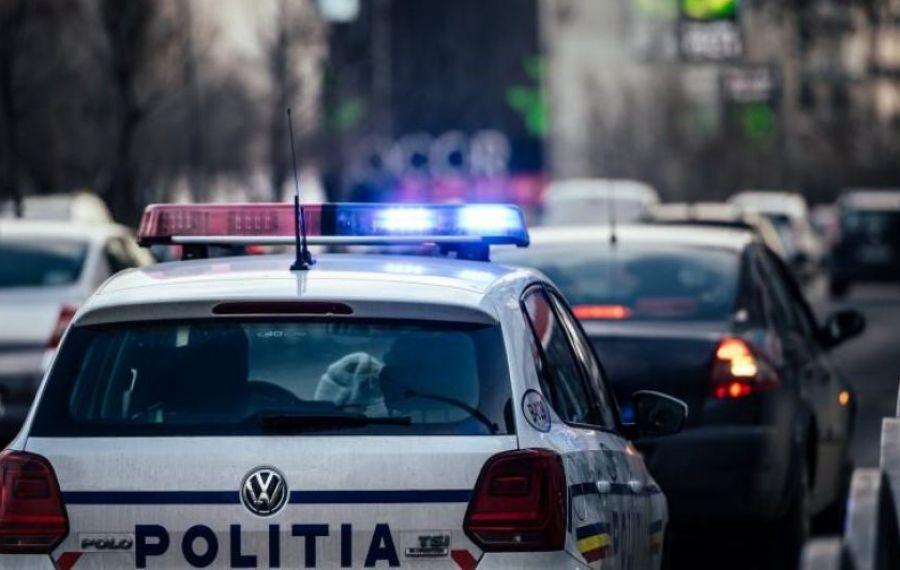 ALERTĂ la Arad: Conflict cu focuri de armă în plină stradă