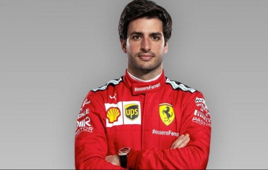 OFICIAL. Carlos Sainz Jr. va pilota pentru FERRARI din sezonul viitor