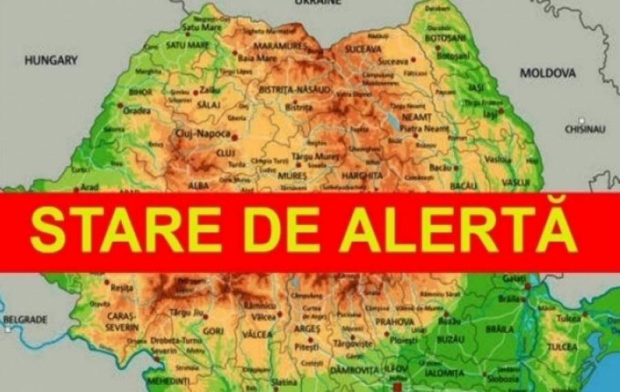Guvernul a emis Ordonanță de Urgență privind Starea de ALERTĂ