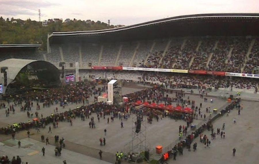 Cluj Arena va fi din 12 iunie casa evenimentelor în aer liber: cinema, concerte şi stand-up comedy