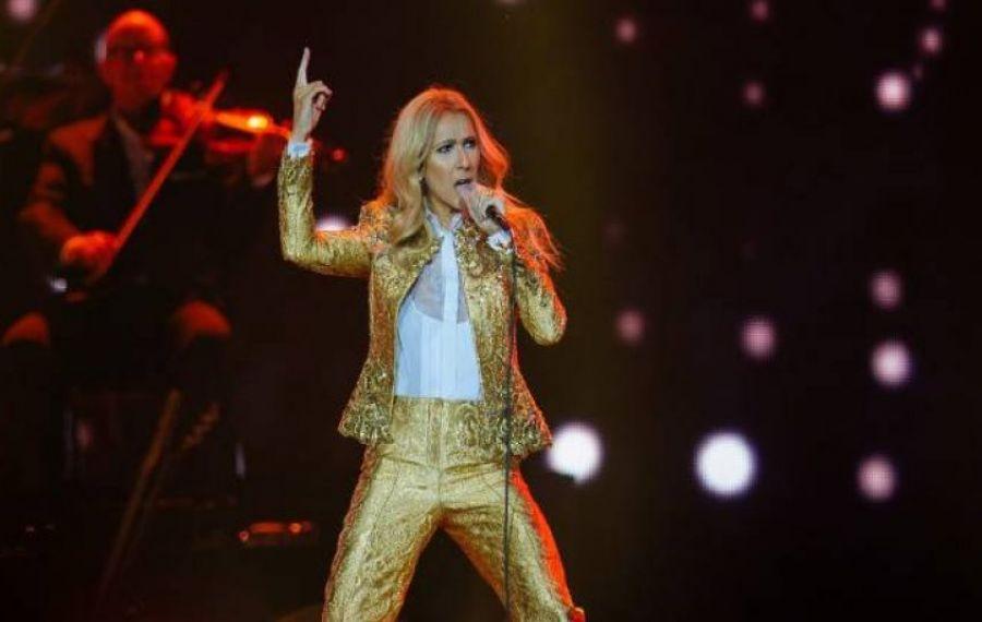 Concertul susținut de Celine Dion a fost AMÂNAT pentru anul viitor