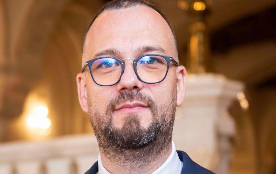 NUMIRE de ultimă oră la Palatul Cotroceni: Cosmin Gabriel Popp devine consilier