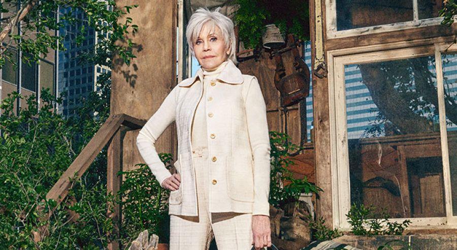 Cum a devenit Jane Fonda eco-DURABILĂ