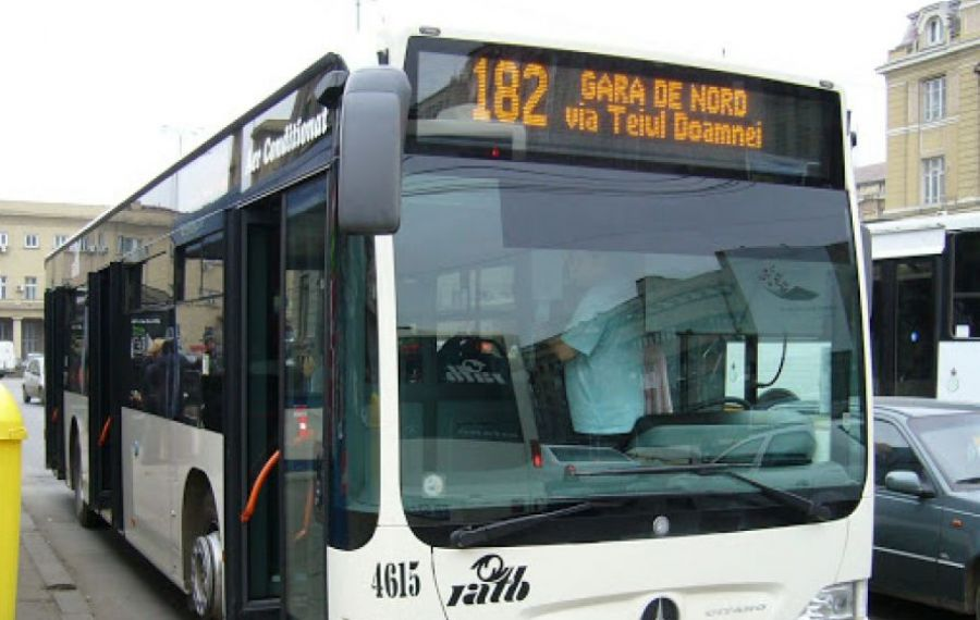 Prima BANDĂ UNICĂ pentru tramvaie şi autobuze a fost inaugurată în Bucureşti