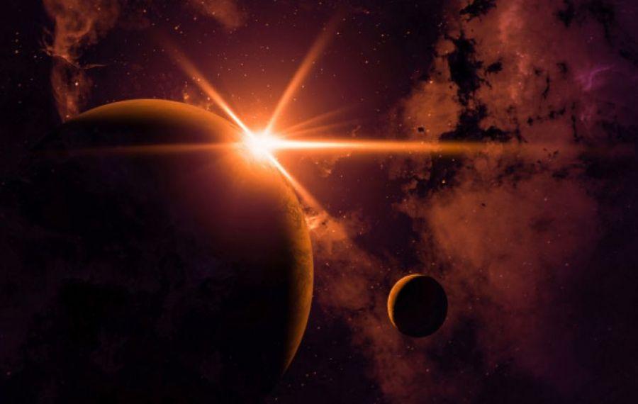 """Fenomen spectaculos în spațiu: Două planete execută un """"dans gravitațional"""""""