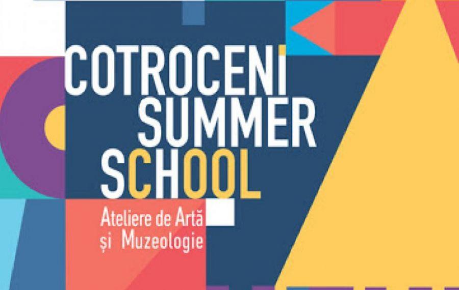 """Toți copiii sunt invitați la """"Cotroceni Summer School"""""""