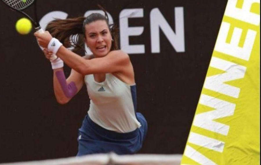 Gabriela Ruse, câștigătoare a turneului Winners Cup