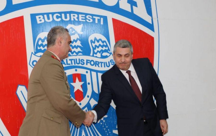 """EXCLUSIV. Dilema ministrului Apărării: Restructurarea CSA Steaua București pentru marea performanță sau """"îngroparea"""" sa într-un club de amatori"""