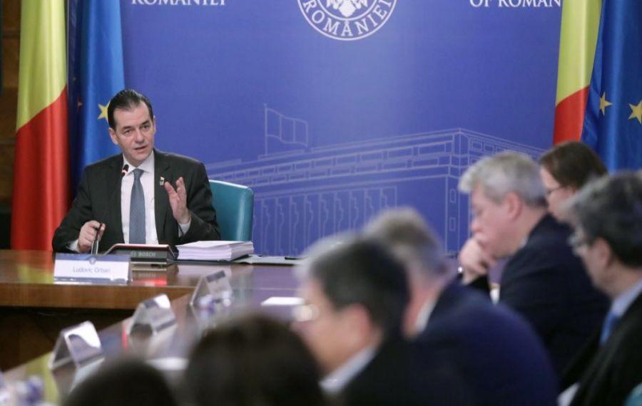 """Premierul Orban cere măsuri URGENTE miniștrilor: """"Fără milă față de cei care încalcă legea"""""""