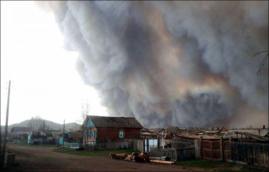 Cum a însămânțat NORII serviciul de pompieri din Rusia