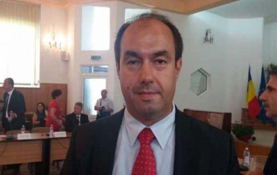 Candidatul PNL la Primăria Pitești, actualul viceprimar, fost membru PSD