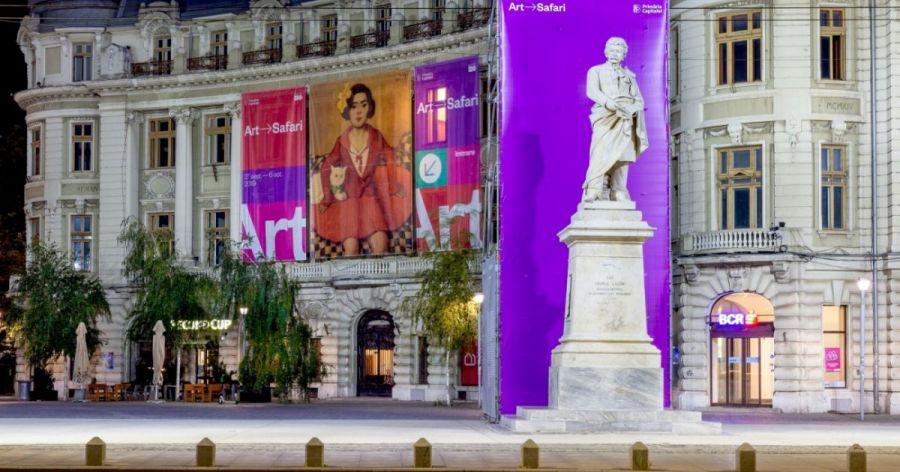 Multă emoție: Cum se va DESFĂȘURA anul acesta Art Safari