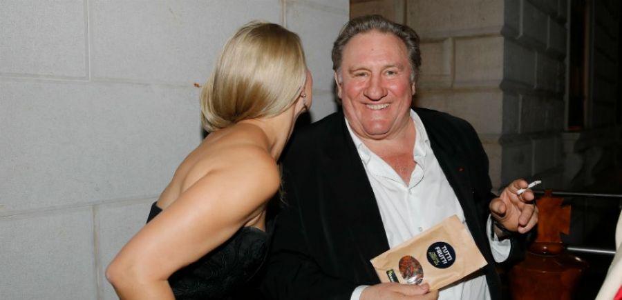 Femeia a revenit: Gérard Depardieu ACUZAT de viol la nesfârșit