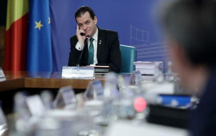 DEMISIE în Guvernul Orban. Un consilier îi face REPROȘURI premierului