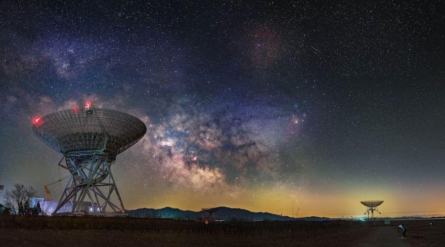 Misterioasă emisie radio, APROAPE de Pământ