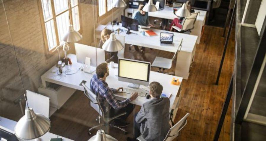 Ar putea apărea așa CEVA când angajații se întorc la birou?