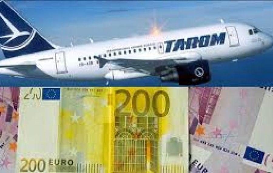 Guvernul acordă ajutoare de peste 600 milioane de lei pentru TAROM și Blue Air