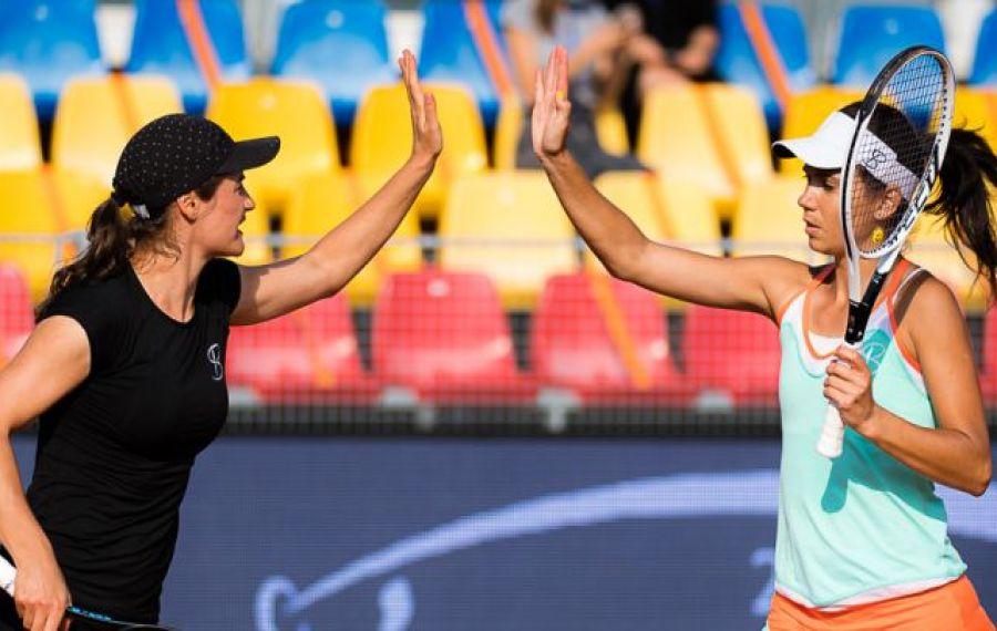 Perechea Niculescu/Olaru n-a avut nici o șansă în FINALA de dublu de la Praga