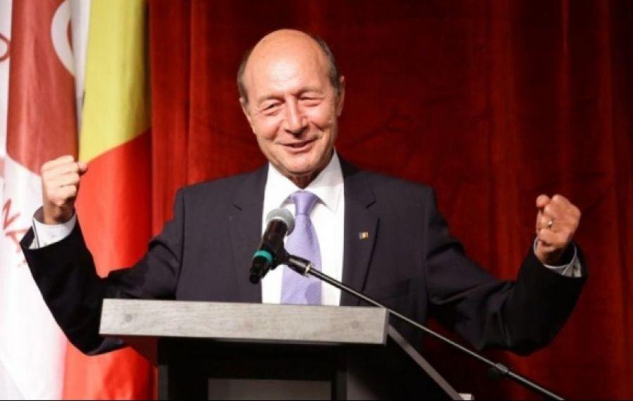 """Băsescu e ÎNCREZĂTOR: """"Voi lua suficiente voturi încât să fiu primarul Capitalei"""""""
