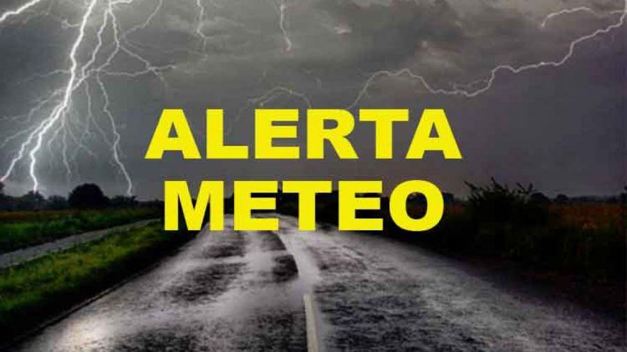 Alertă meteo: Cod portocaliu de furtuni în 19 județe