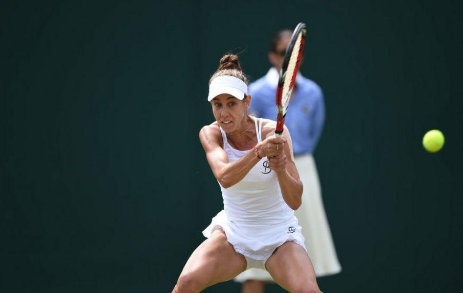 Miki Buzărnescu a plecat entuziasmată spre US Open, primul ei turneu după aproape un an