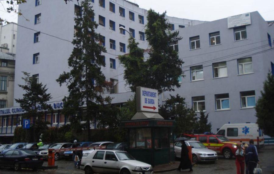 FOCAR de Covid-19 la Spitalul de Urgenţă Floreasca. Secţia de Chirurgie II a fost ÎNCHISĂ