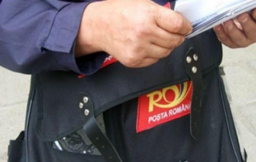 Poșta Română dă asigurări ca va livra la timp toate pensiile pe septembrie