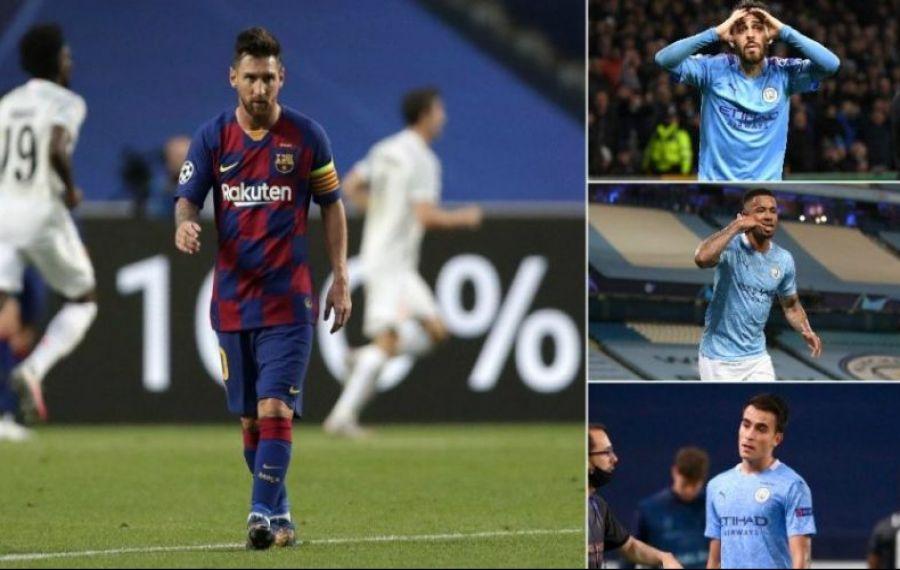 Oferta lui Manchester City pentru Leo Messi: trei jucători+100 de milioane de euro