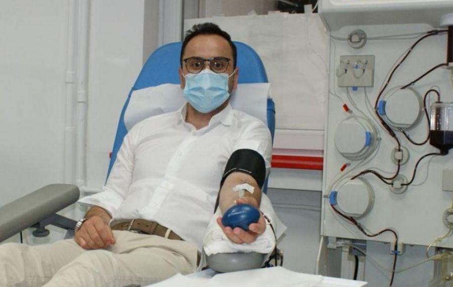 Managerul Spitalului COLENTINA a donat PLASMĂ după ce s-a vindecat de COVID-19