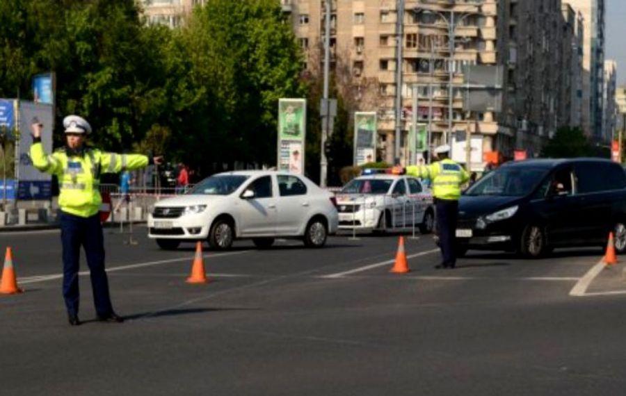 Lista completă a zonelor din București cu TRAFIC RESTRICȚIONAT în weekend