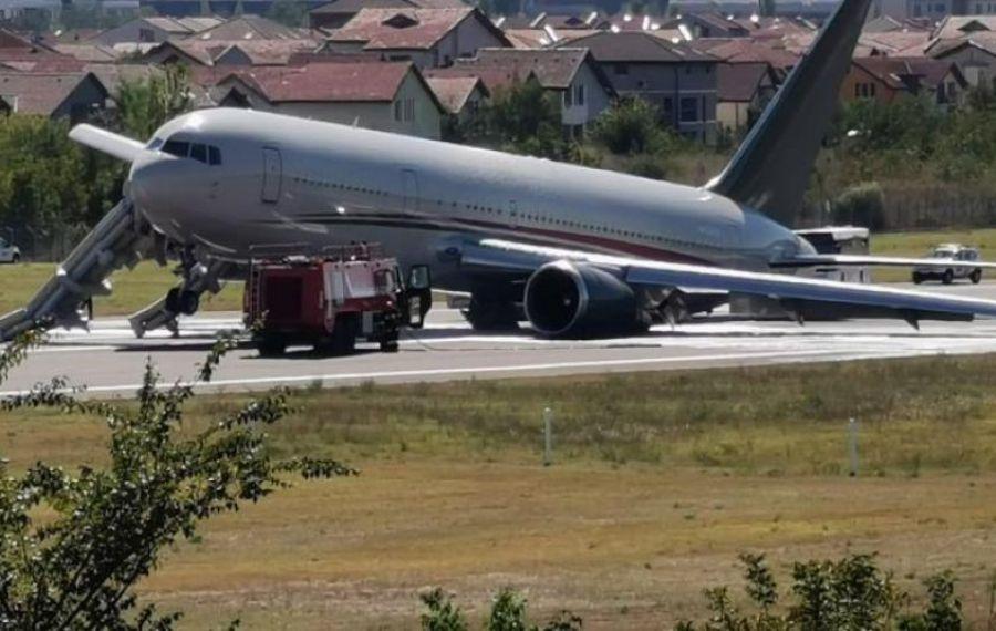 ALERTĂ pe Aeroportul Băneasa: un avion cu 84 de pasageri, în pericol la aterizare