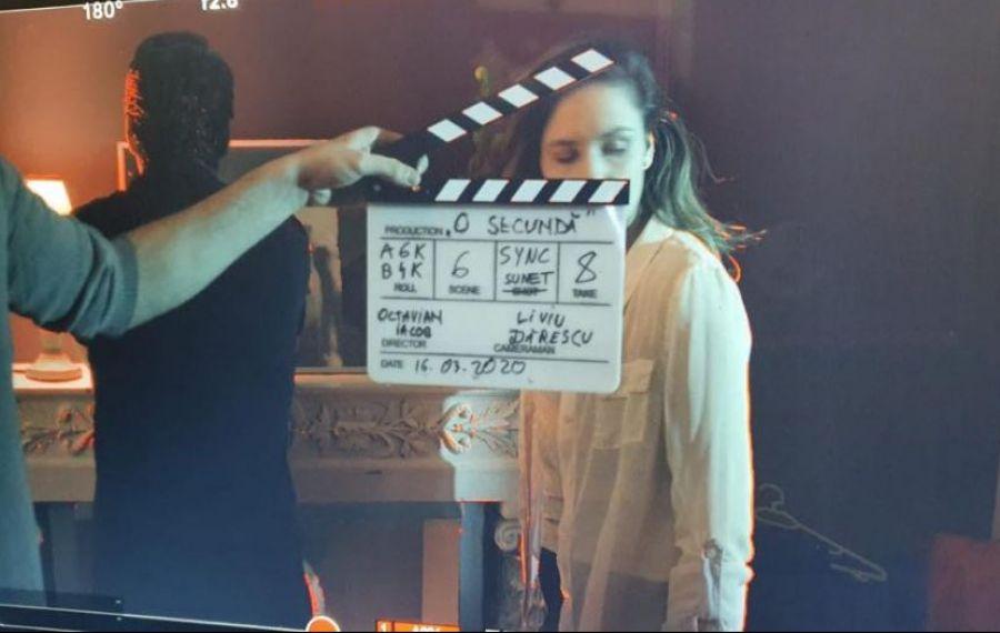 O SECUNDĂ, un film despre maladia secolului XXI, cu Maia Morgenstern. Vezi AICI teaser-ul!