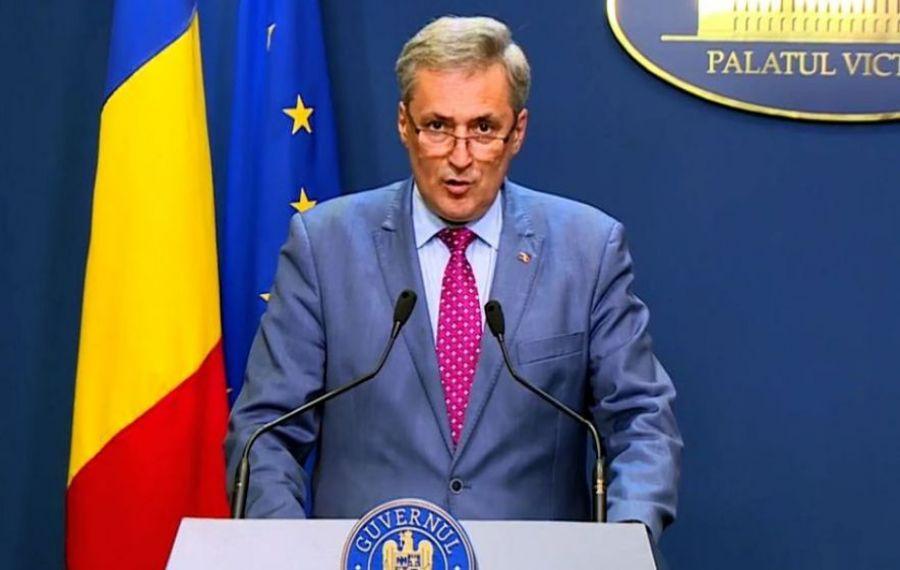 Ministrul Vela și-a delegat o parte din atribuțiile de la MAI pentru a candida în Caransebeș
