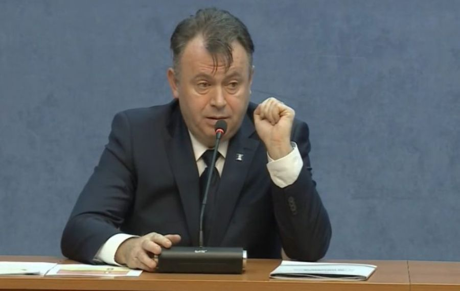 """Ministrul Sănătății îi AVERTIZEAZĂ pe români: """"Va urma o creștere a numărului de cazuri"""""""