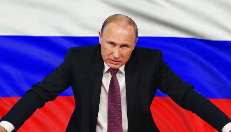 """Vladimir Putin, ținta unor proteste de amploare în Rusia: """"Putin, ia niște ceai"""""""