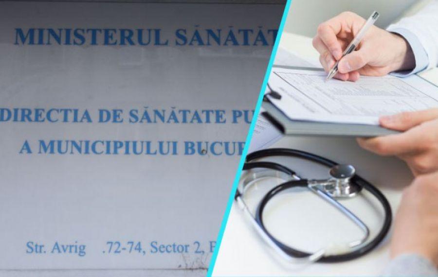 Anunț de ULTIMĂ ORĂ din partea DSP București