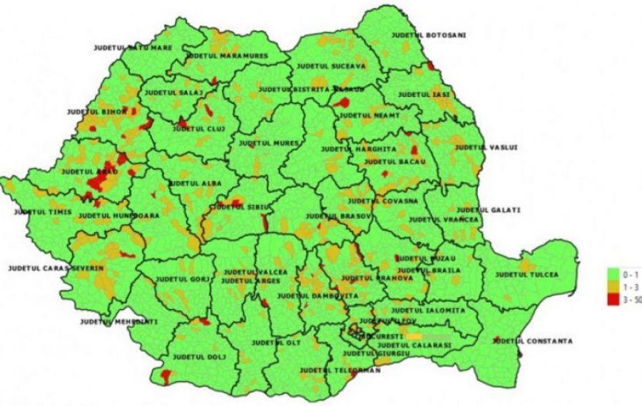 SCENARIILE privind deschiderea școlii. Care sunt zonele roșii, galbene și vezi
