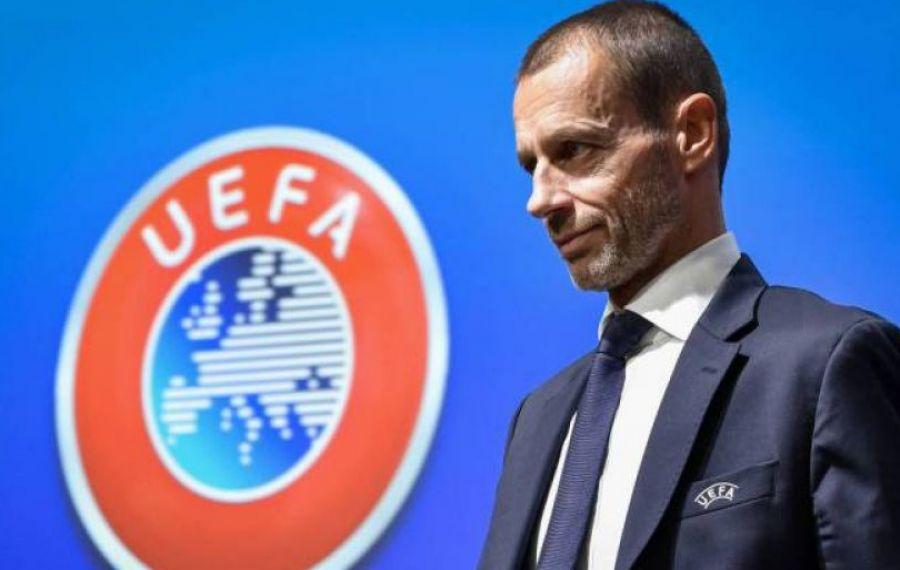 Șeful UEFA Aleksander Ceferin a spus care va fi TESTUL revenirii fanilor pe stadioane
